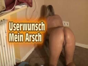 Userwunsch Mein Arsch
