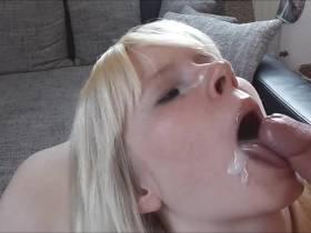 22x Sperma für mich! Best of!