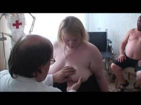 Beim Fetisch Arzt Teil2