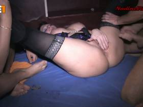 2 Schlampen im Swinger-Club