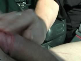 Entsaftet auf der Autobahn