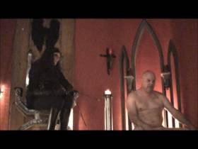 Der Sklave auf dem Donnerstuhl