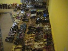 Die Damen Sandaletten 120 Paar