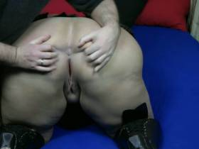 anal dehnung porno