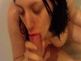 In der Badewanne GEBLASEN