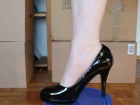 Schuh-Präsentation
