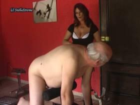 Renitenter Sklaven-Opa (73)