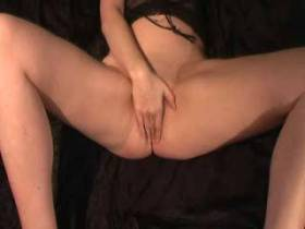 Pussy Posing schöööööne Schamlippen
