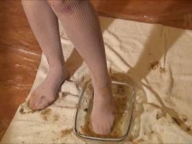 Schuhe, Scheiße und Kotze trinken Teil III