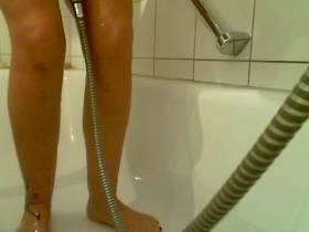 Dusch mit mir...