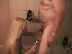 ~Duschen mit User~