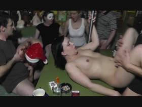 Gruppensex in der kneibe