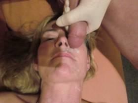 Spermageiles Fotzenluder